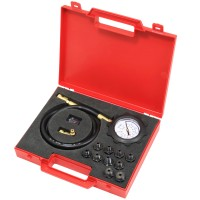 Oil Pressure Test Kit  - Updated to include M12 x 1.75 Adaptor - Wide range of applications