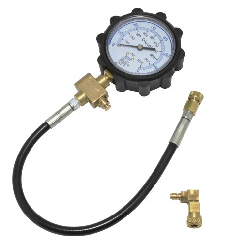 Diesel Engine Compression Tester  - Gauge & Hose Assembly