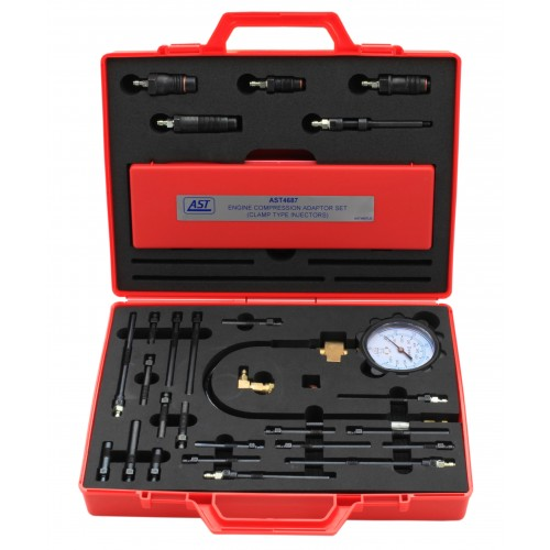 Diesel Engine Compression Test Kit - MASTER KIT