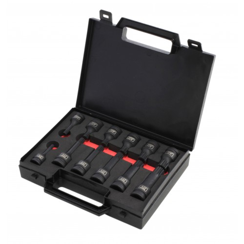 XZN Spline IMPACT Socket Set - 12 pc