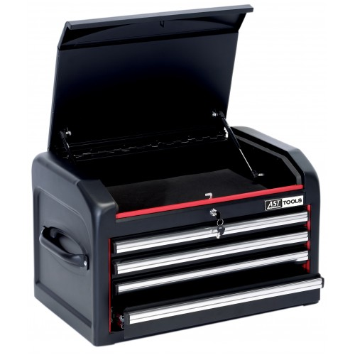"4 Drawer 26"" Tool Chest - Black"