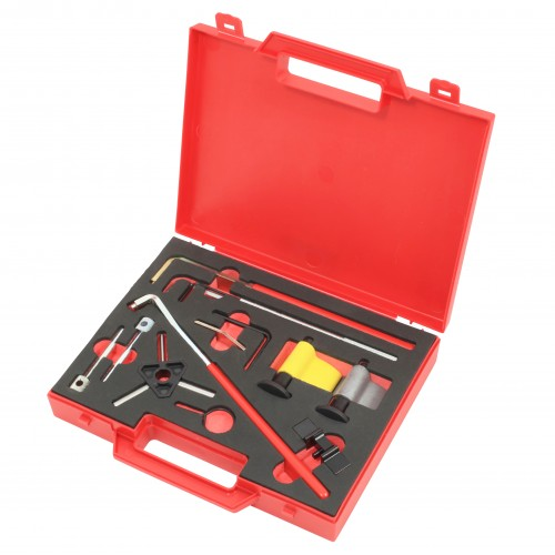 Diesel 1.2 to 2.0 Di/TDi PD Pumpe Düse & Common Rail Engine Setting / Locking & Belt Replacement Kit - VAG - Includes Balancer Shaft Setting Tool