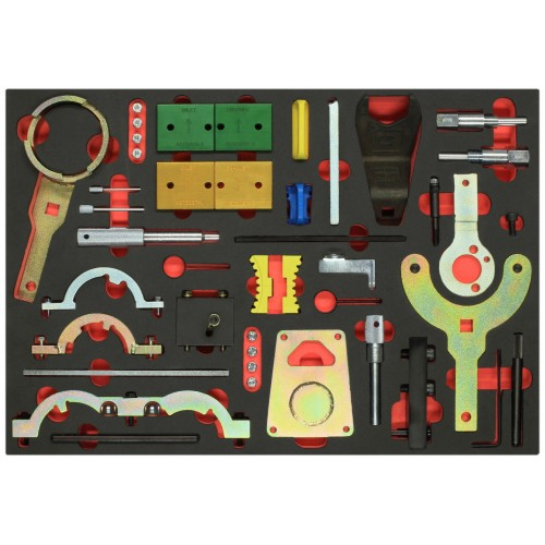 MASTER KIT - OPEL / VAUXHALL  Petrol / Diesel 1.0 - 2.2 Engine Setting / Locking (Belt / Chain)