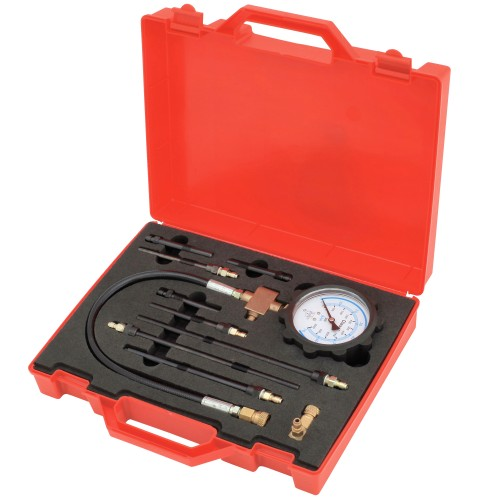 Diesel Engine Compression Test Kit  (Glow Plug Entry)
